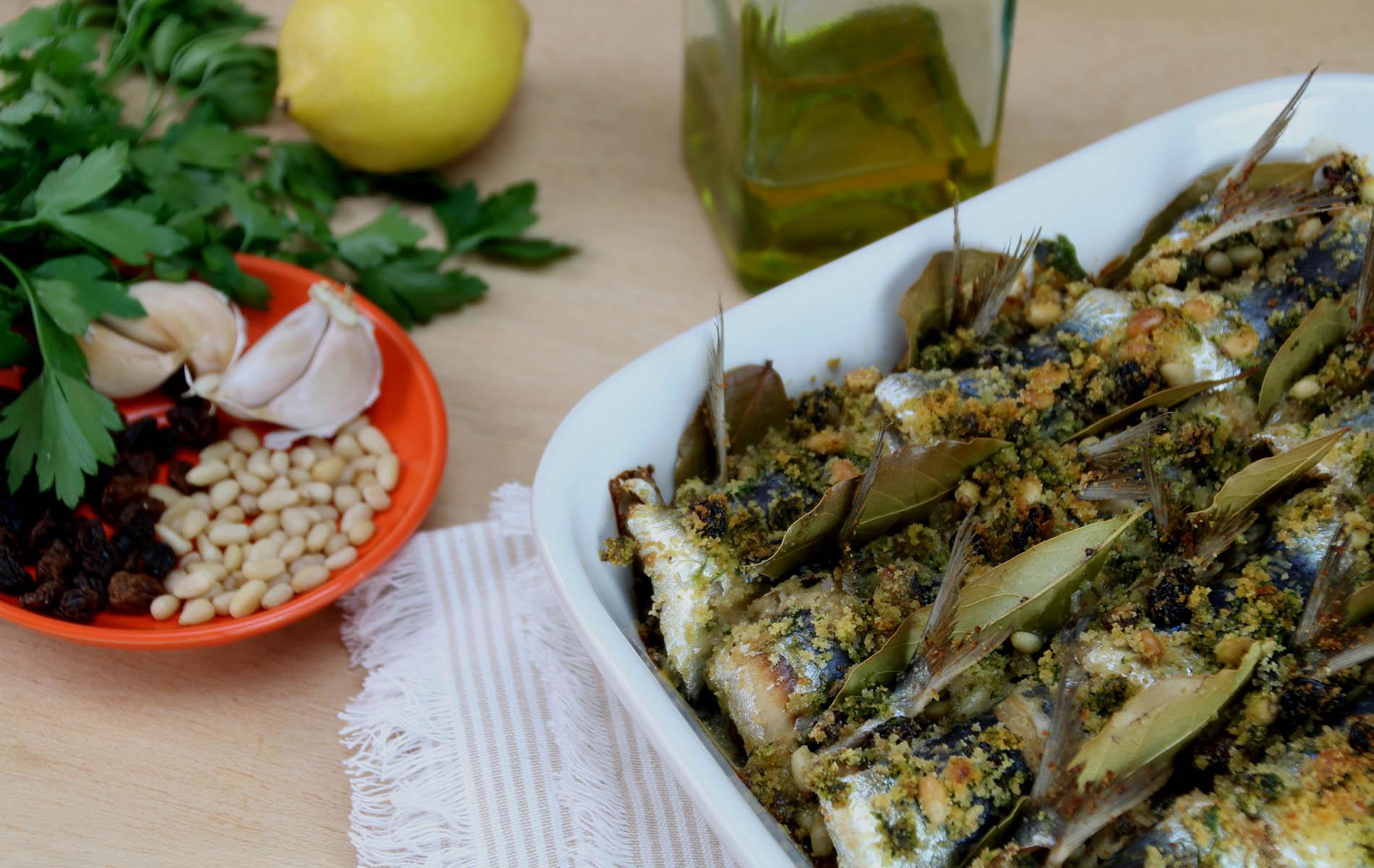 Le ricette di Sonia per Sale di Sicilia