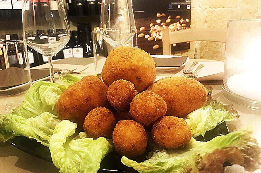 Perciasacchi: le arancine di Santa Lucia a Palermo