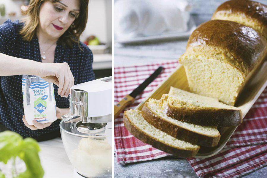 Pan brioche, la ricetta