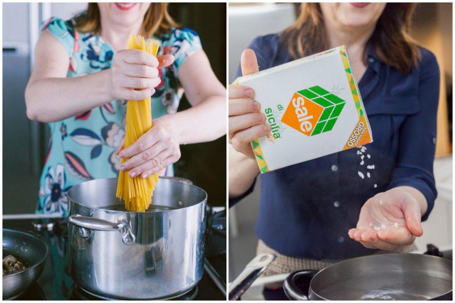 Come cuocere la pasta perfetta, tutorial
