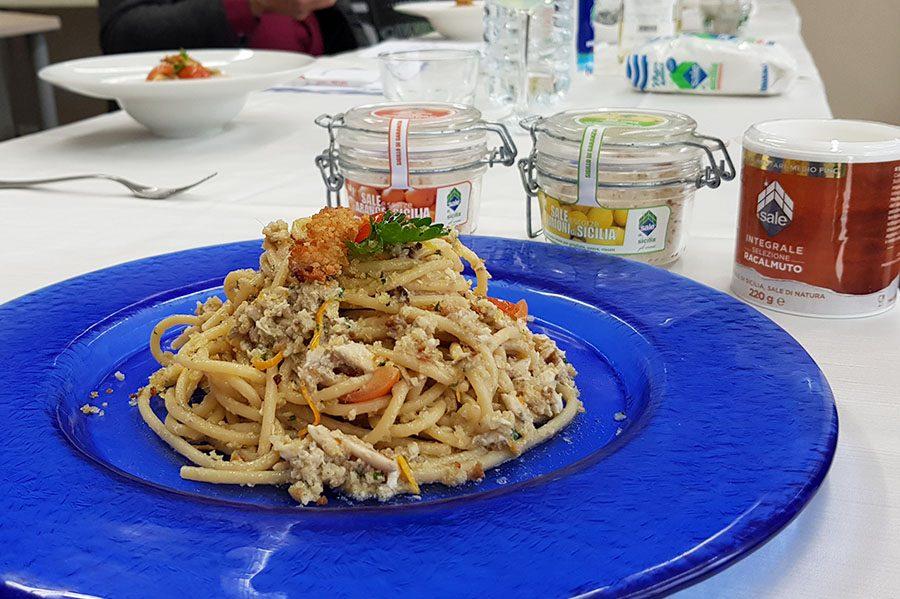 Spaghetti ai Sapori di Sicilia, la ricetta